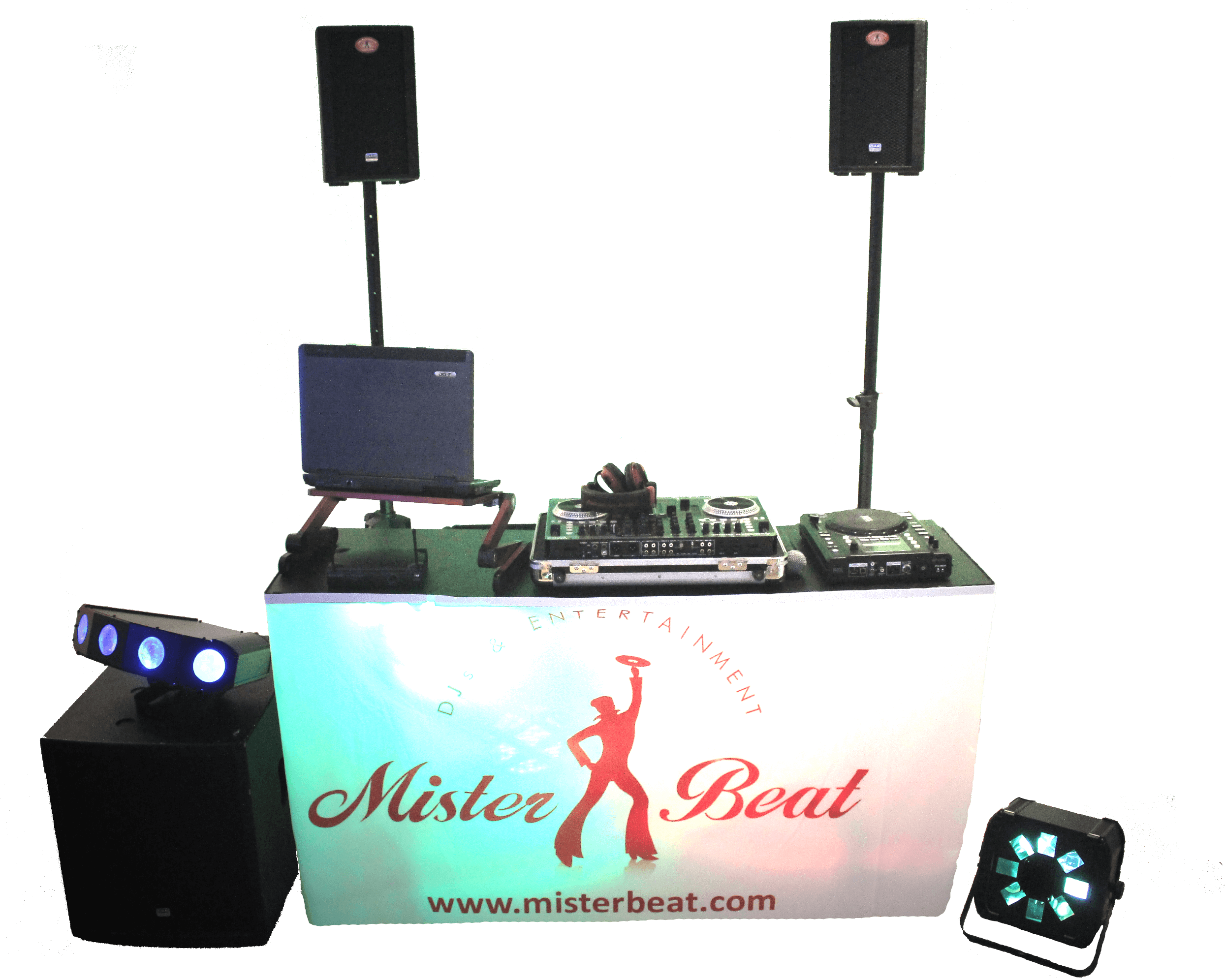 Mobile Disco Mister Beat